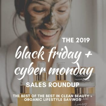2019 clean beauty sales roundup