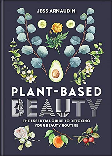 an image of the cover of the plant based beauty book