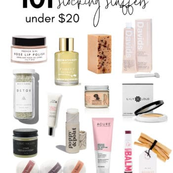 101 stocking stuffers under $20
