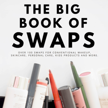 over 100 clean swaps for makeup personal care skincare and more