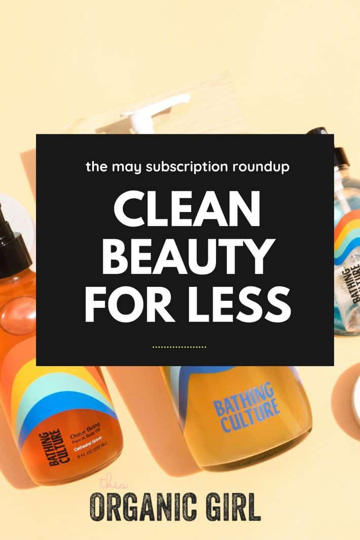 discover clean beauty for less