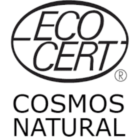 logo for ECOCERT Cosmos Natural
