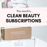 a stack of subscription boxes piled on top of each other