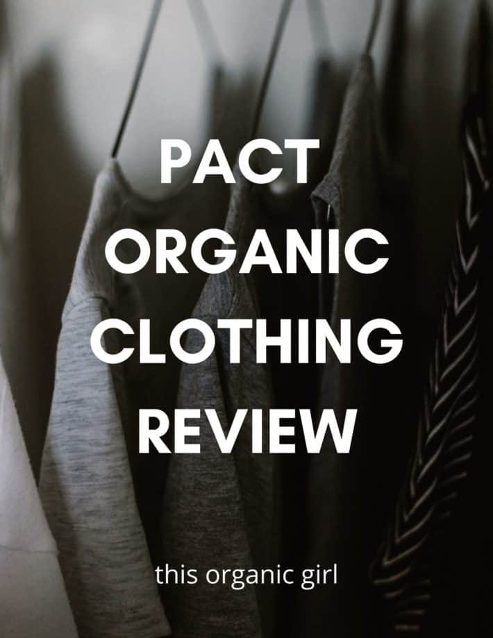 text overlay on hanging clothing