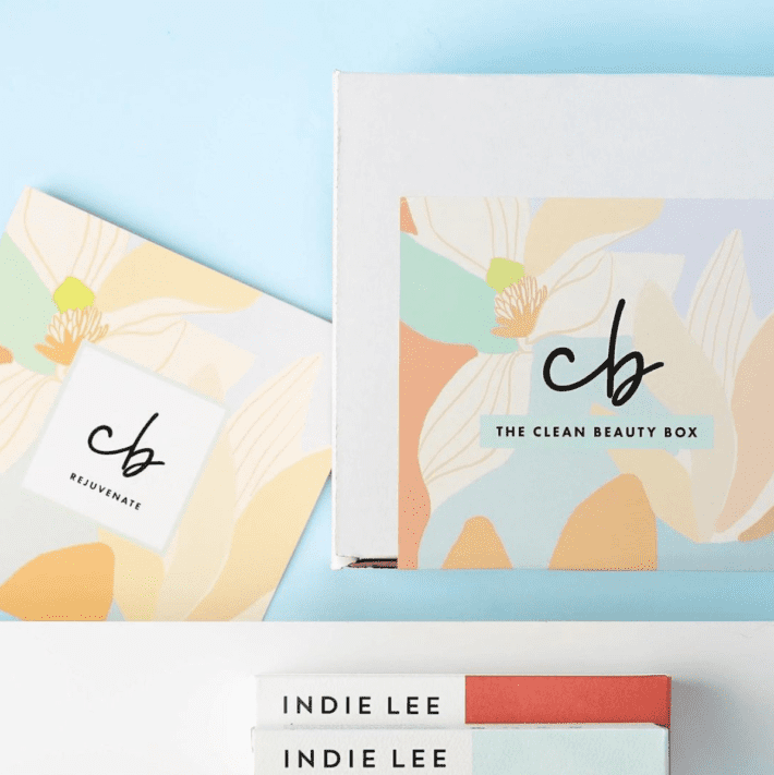 February Clean Beauty Box and Indie Lee