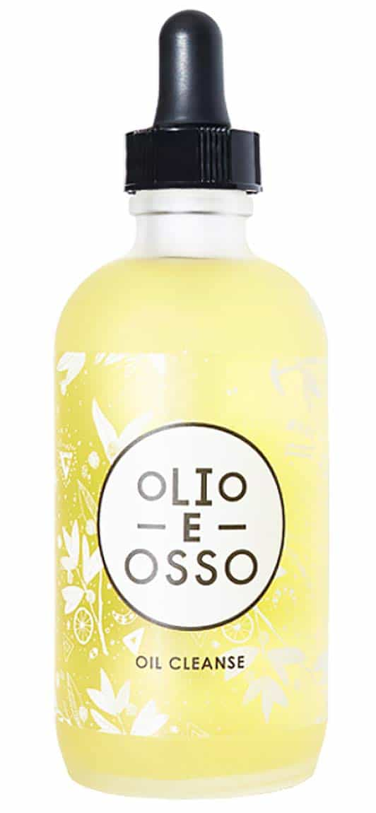 bottle of Olio E Osso, All Natural Oil Cleanse