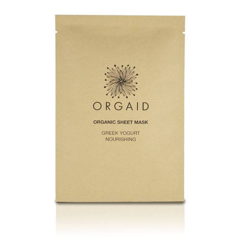 ORGAID organic sheet mask