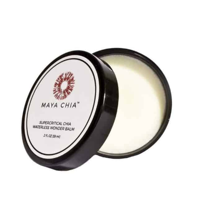 container of Supercritical Chia Waterless Wonder Balm