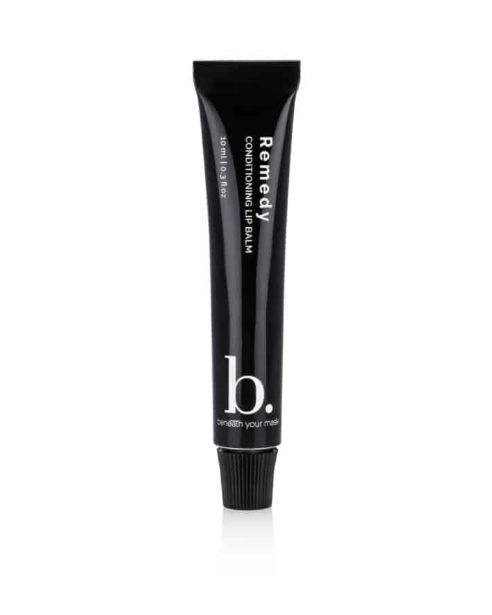 tube of Beneath Your Mask Remedy Conditioning Lip Balm