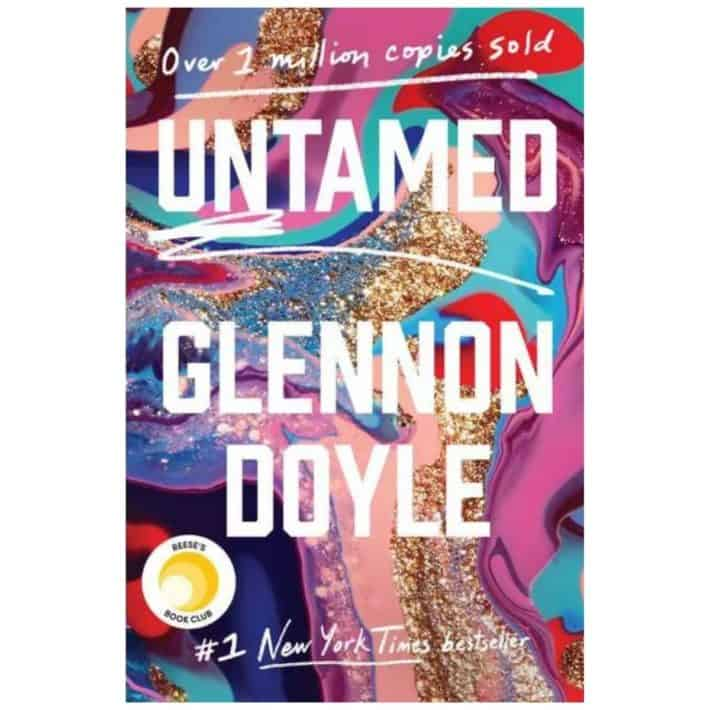 front cover of Untamed by Glennon Doyle