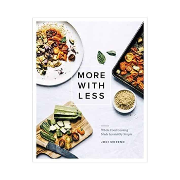 front cover of More With Less Cookbook