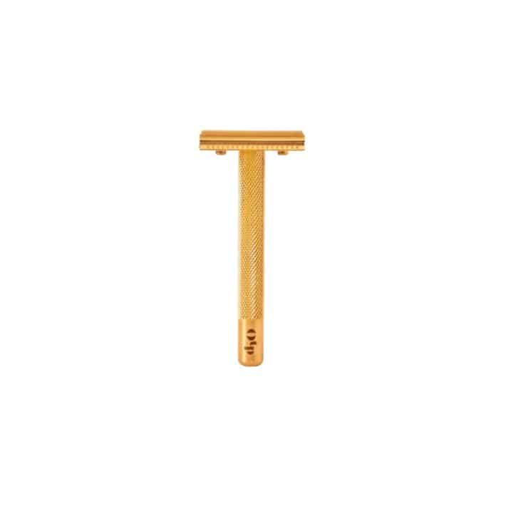 golden razor made by OUI the People