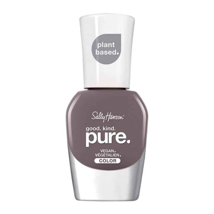Sally Hansen Nail Polish Bottle Soothing Slate Kind. Good. Pure
