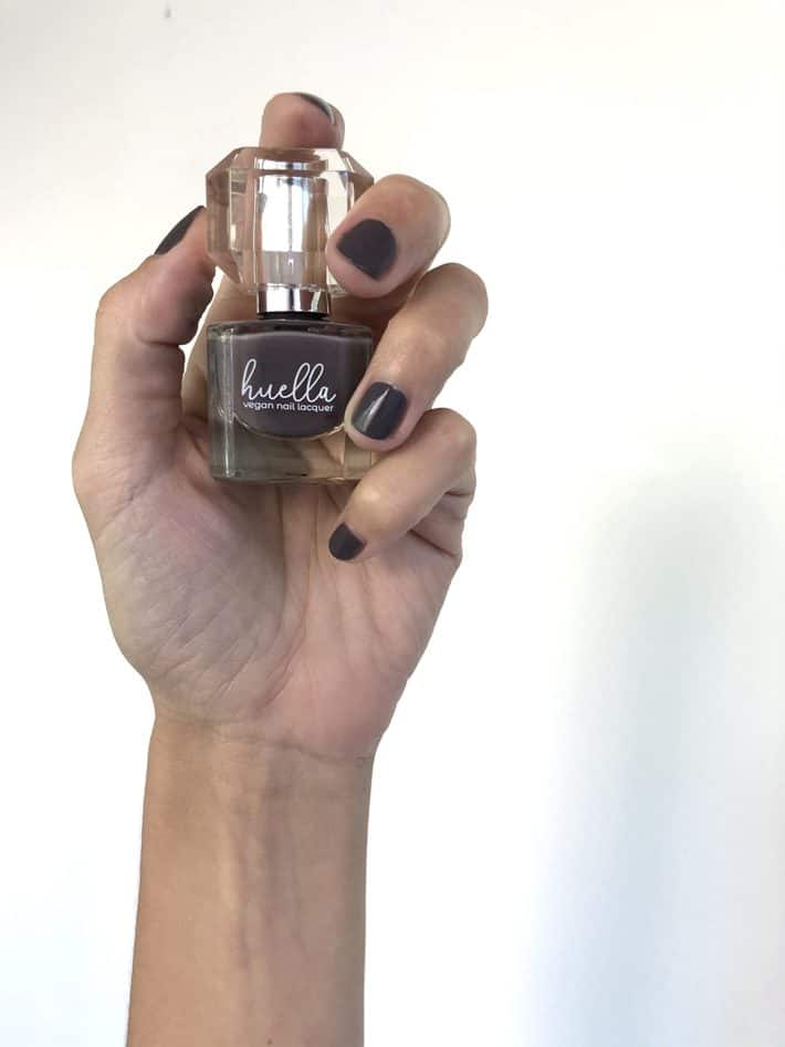Huella Nail Polish in shade Heavenly Lights