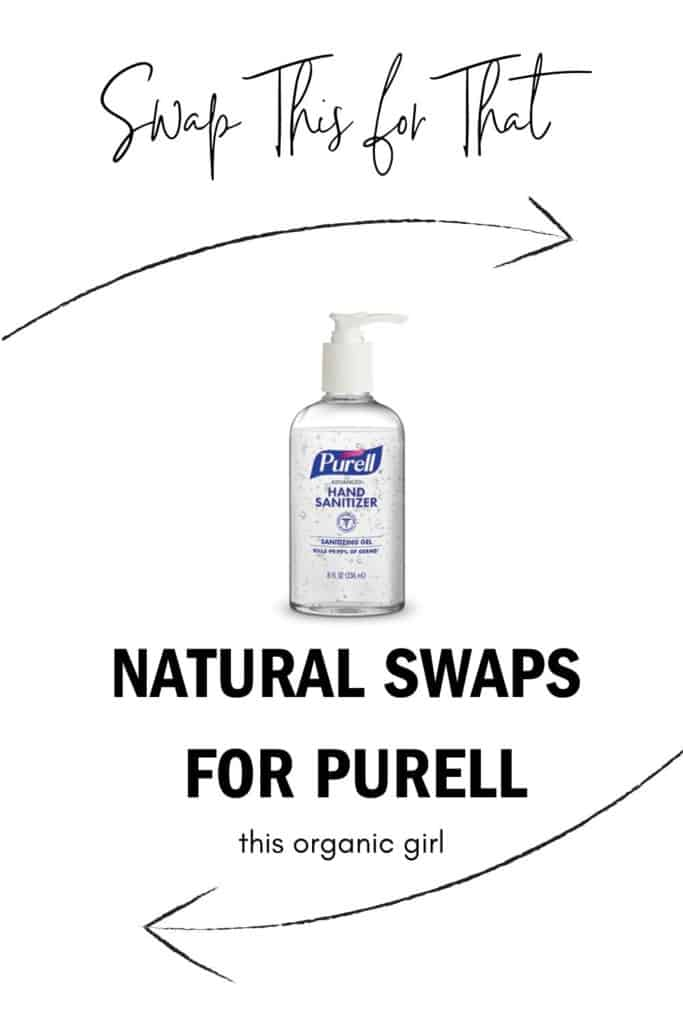 all natural hand sanitizer swaps for purell