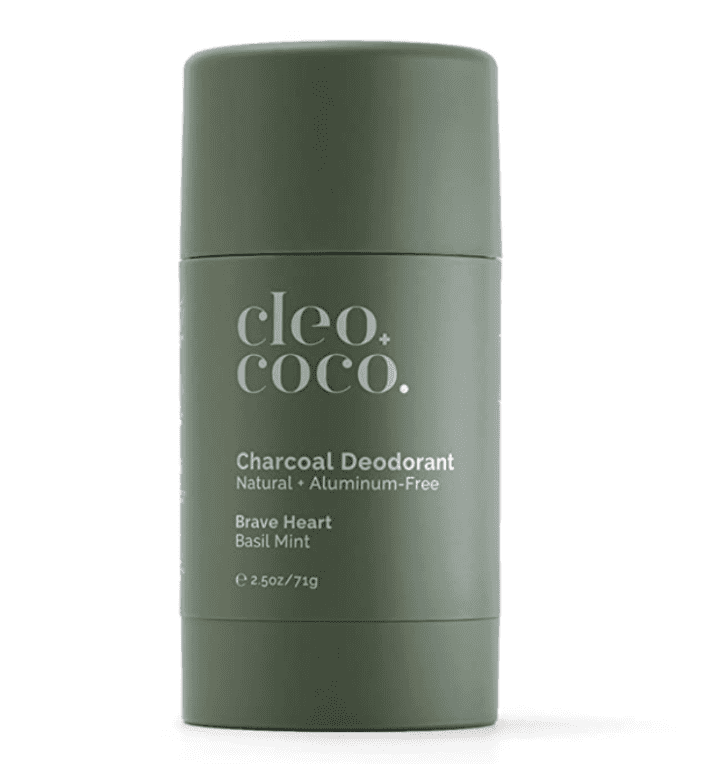 Cleo + Coco Deodorant Clean