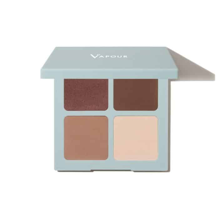 4-color Eyeshadow Palette Vapour Beauty