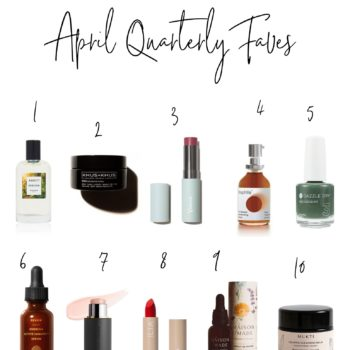 10 items laid out as a 1-10 graphic