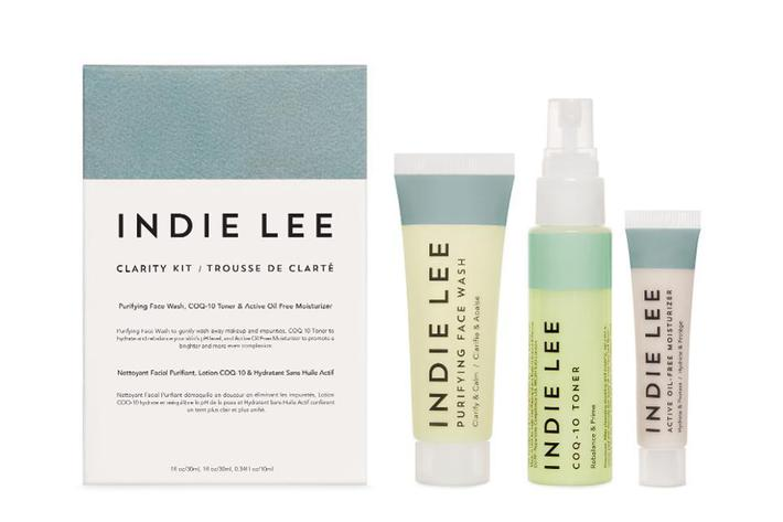 Kit for acne in a box