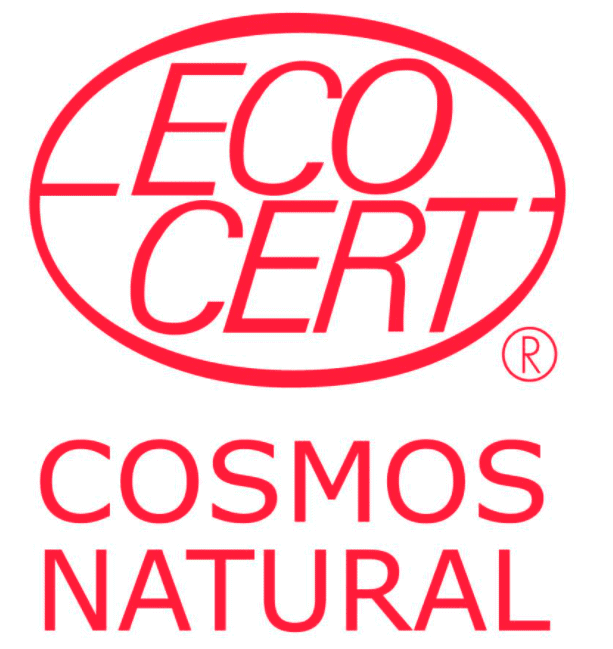 logo beauty certification cosmos natural